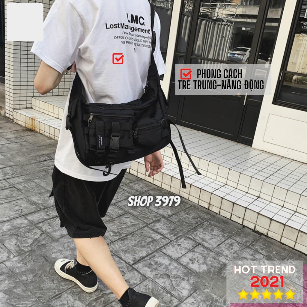 Túi Đeo Chéo Thời Trang Hàn Quốc Dành Cho Nam và Nữ ĐẸP - HOT TREND - CHỐNG NƯỚC - TÚI NOCO