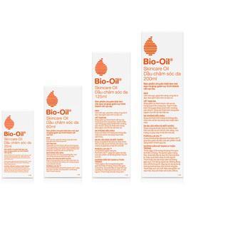 [ĐỦ SIZE] Bio-Oil Giảm rạn da và làm mờ sẹo thumbnail