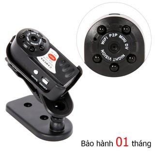 Mini wifi camera Q7 – bảo hành 1 tháng