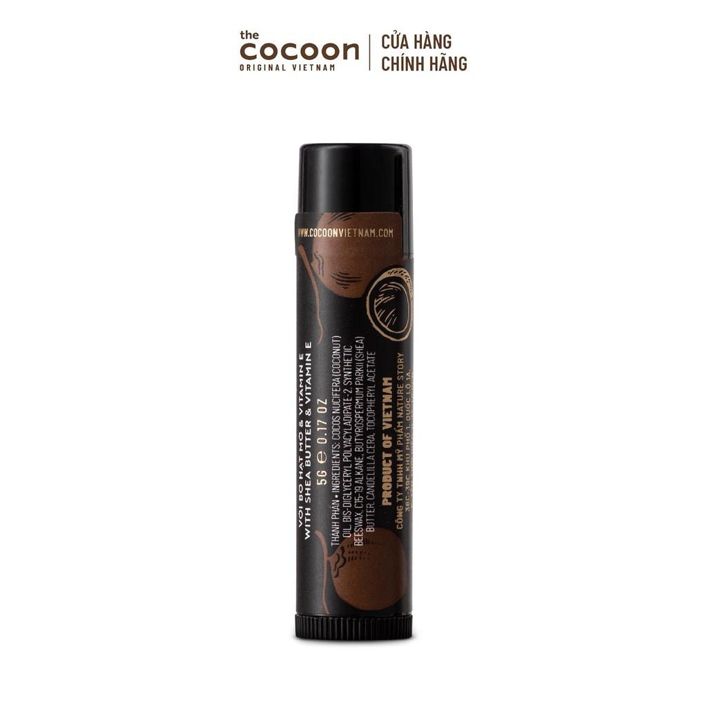 Son Dưỡng Dầu Dừa Bến Tre Cocoon 5g