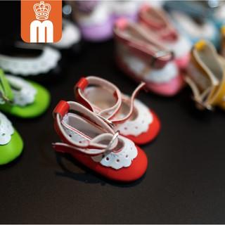 Giày búp bê dễ thương cho doll 20cm (8 màu)