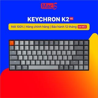 Keychron K2 – Bàn phím cơ Keychron K2 bản nhựa