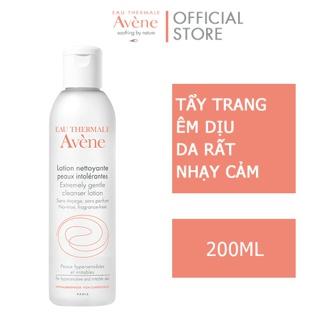 Lotion làm sạch dịu nhẹ cho làm da nhạy cảm và dễ kích ứng Avène Extremely Gentle Cleanser 200ml thumbnail
