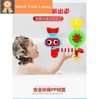 Đồ chơi_hệ thống phun nước trong nhà tắm cho bé_TalentKids