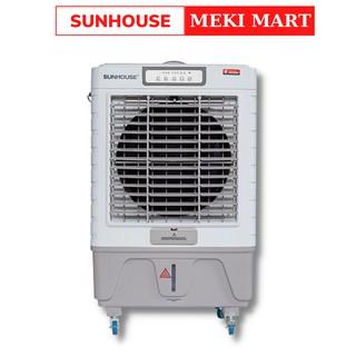 Quạt điều hòa hơi nước Sunhouse SHD7746 công suất 180W dung tích 45L tiết kiệm điện năng bảo hành 12 tháng