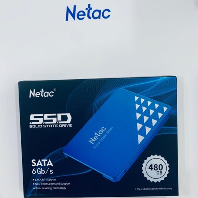 Ổ cứng SSD Netac 480Gb