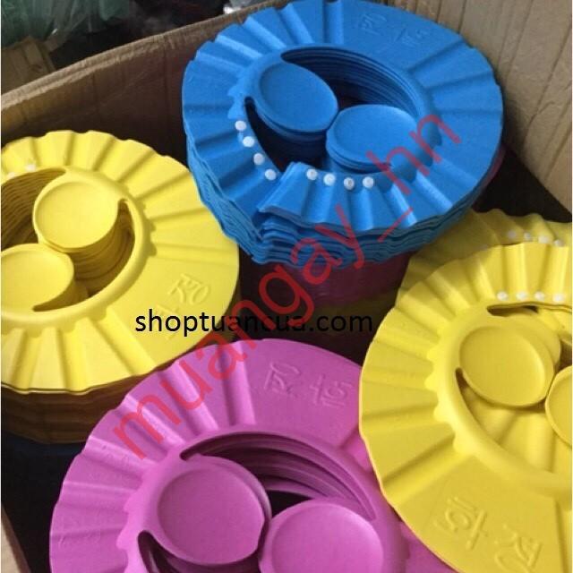 [GIÁ TỐT] Mũ chắn nước có vành tai cho bé loại tốt - muangay_hn - 14150559 , 2028042345 , 322_2028042345 , 16000 , GIA-TOT-Mu-chan-nuoc-co-vanh-tai-cho-be-loai-tot-muangay_hn-322_2028042345 , shopee.vn , [GIÁ TỐT] Mũ chắn nước có vành tai cho bé loại tốt - muangay_hn