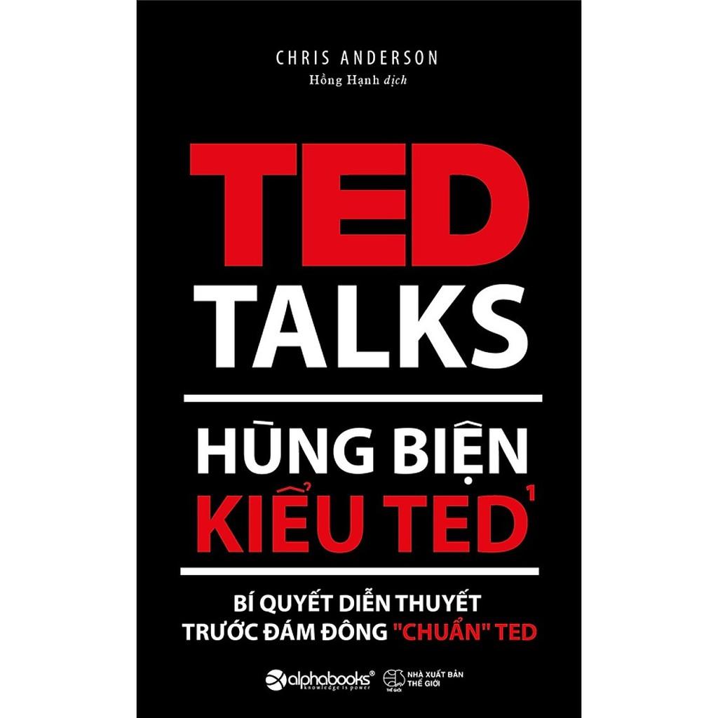 Sách - Hùng biện kiểu TED | Shopee Việt Nam
