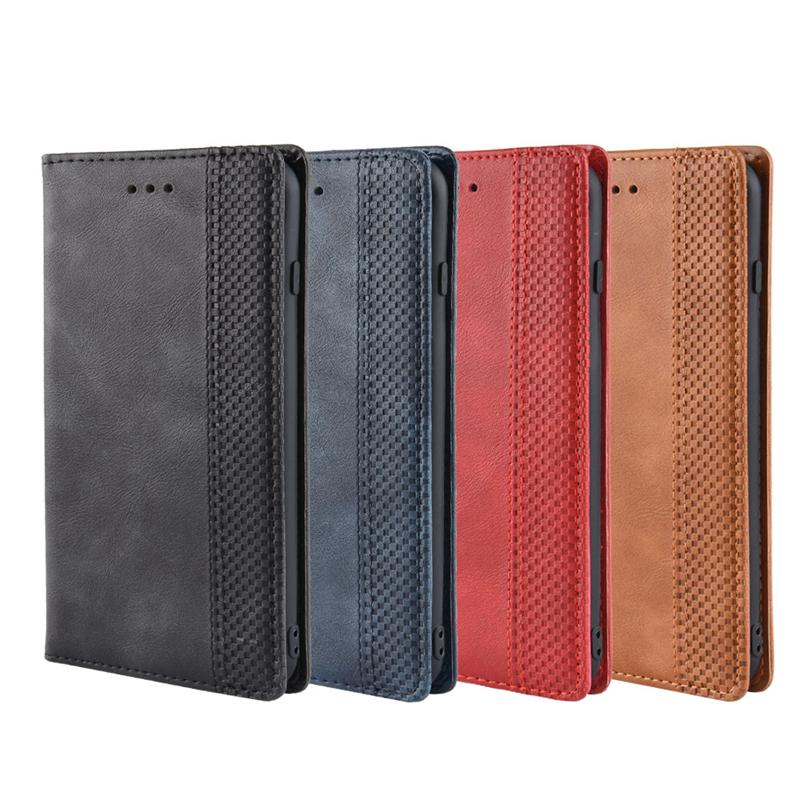 iPhone 6 6s 7 8 Plus Phone Case PU Leather Wallet Flip Cover