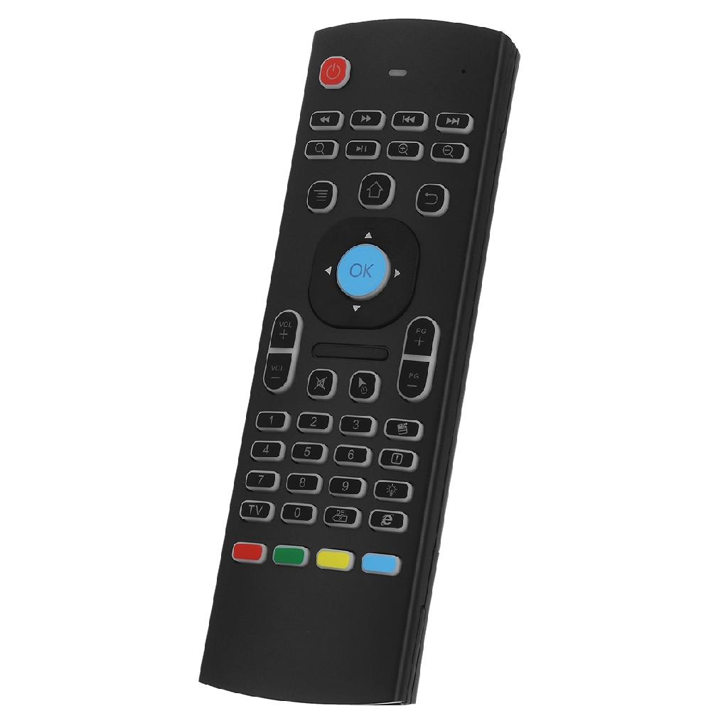 Chuột bay điều khiển không dây Mouse Air MX3 Pro có Voice - sử dụng cho các thiết bị Android