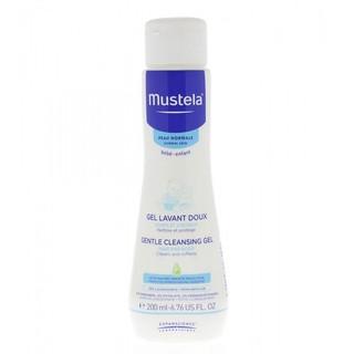Gel tắm gội Mustela Gentle Cleansing Gel 200 ml