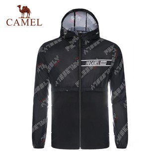 CAMEL Outdoor Men s 2020 New Hooded Breathable Sunscreen Jacket thumbnail