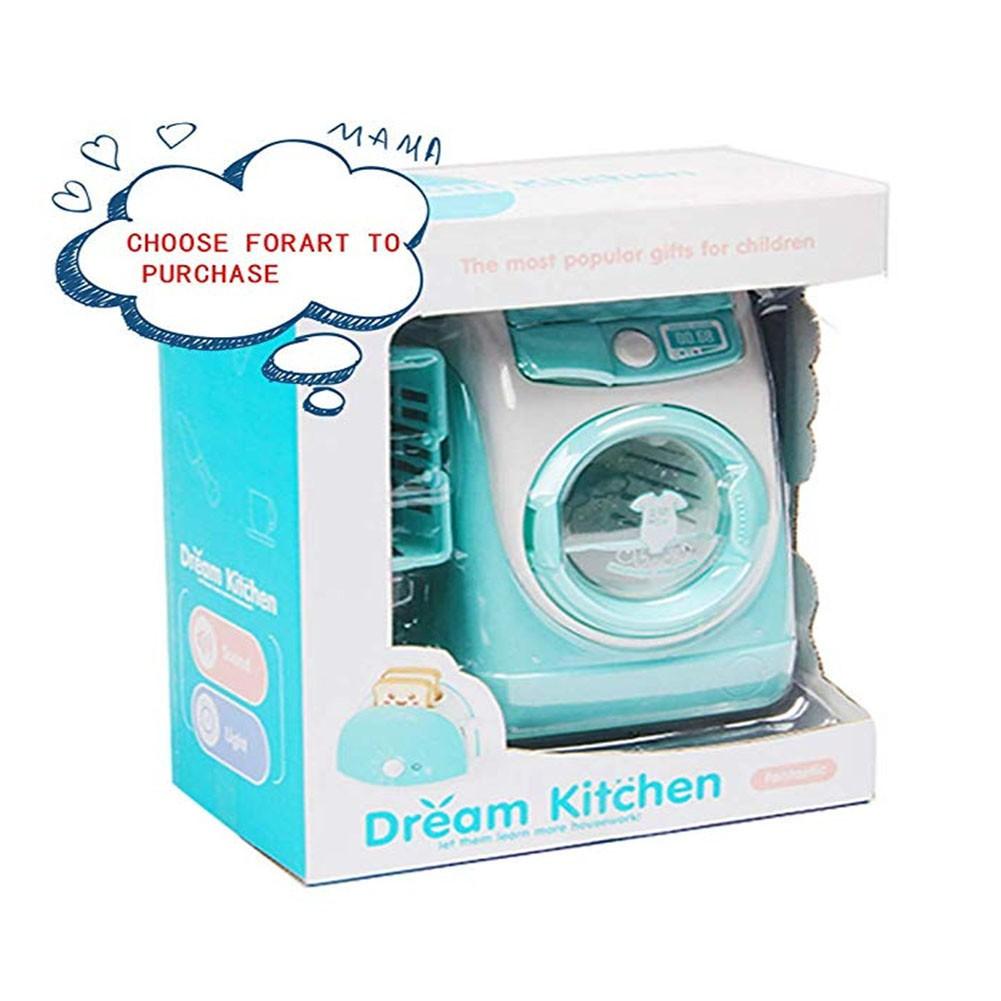 Đồ chơi máy giặt mini cho bé
