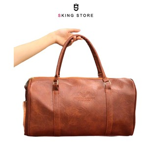 Túi xách du lịch nam nữ đi chơi về quê có ngăn để giày thumbnail