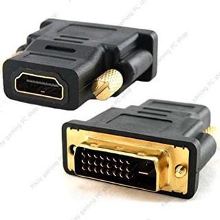 Đầu chuyển DVI ra HDMI. Vi Tính Quốc Duy