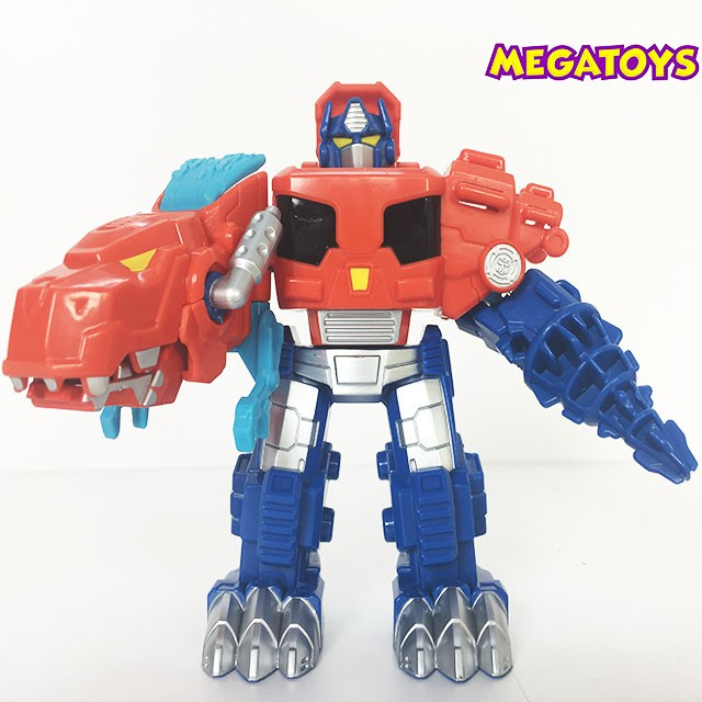 Khủng long biến hình robot Transformer Rescure bots T-rex