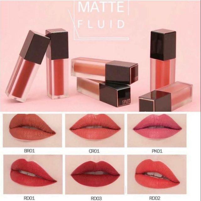 Son Kem Lì Apieu Color Lip Stain Matte Fluid - 2640108 , 863220081 , 322_863220081 , 150000 , Son-Kem-Li-Apieu-Color-Lip-Stain-Matte-Fluid-322_863220081 , shopee.vn , Son Kem Lì Apieu Color Lip Stain Matte Fluid