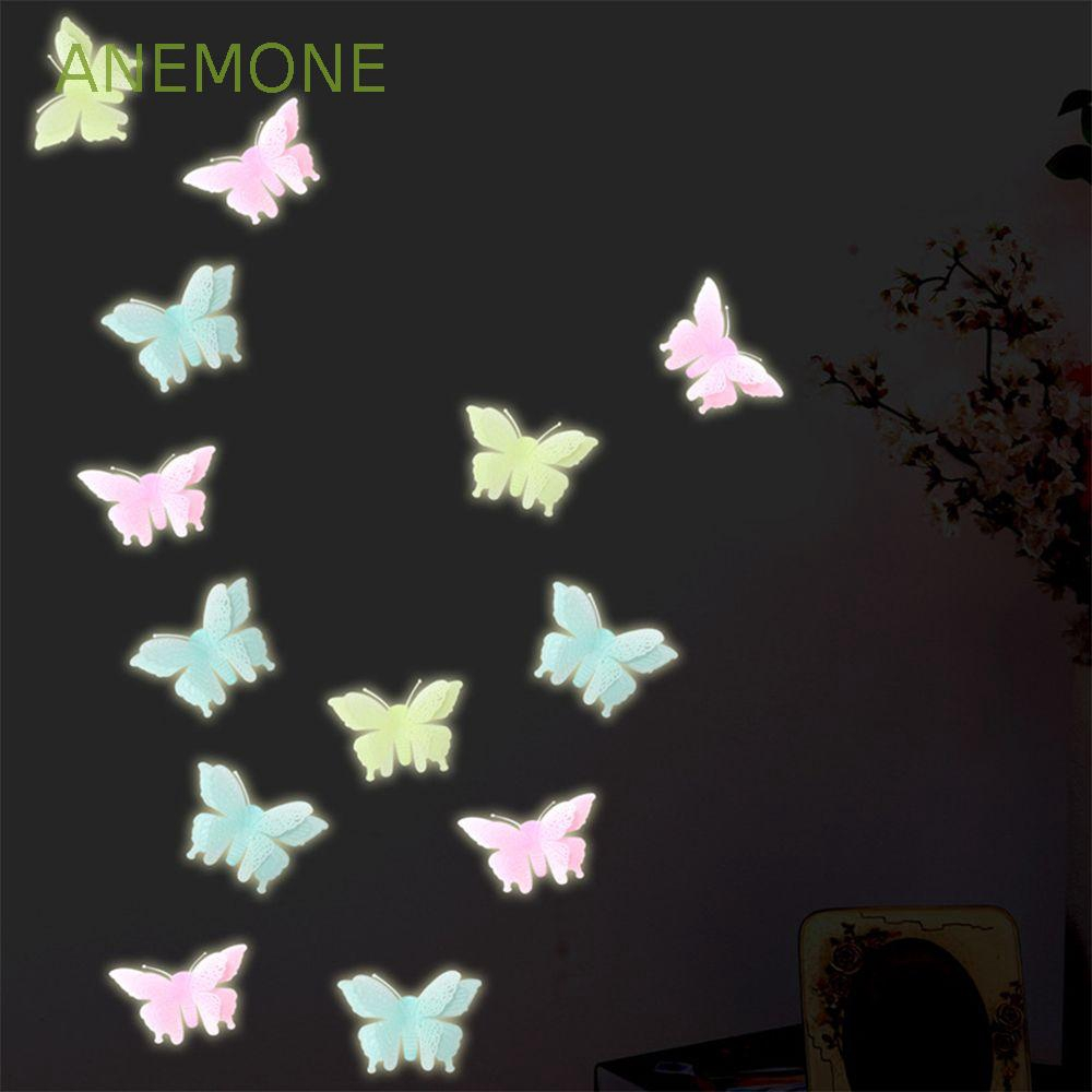 ANEMONE Romantic 6PCS  for Kid Children Room  Beautiful 3D Butterfly Wall Sticker - 13923741 , 2649098525 , 322_2649098525 , 36600 , ANEMONE-Romantic-6PCS-for-Kid-Children-Room-Beautiful-3D-Butterfly-Wall-Sticker-322_2649098525 , shopee.vn , ANEMONE Romantic 6PCS  for Kid Children Room  Beautiful 3D Butterfly Wall Sticker