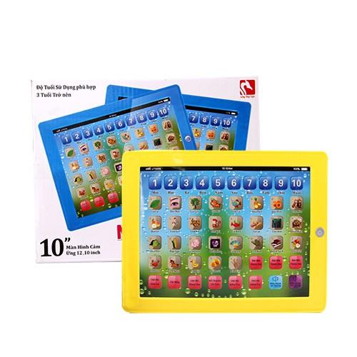 Máy tính bảng thông minh dùng để cho bé học số chữ và nhạc (tiếng Việt Nam) - 2617363 , 1095464705 , 322_1095464705 , 159000 , May-tinh-bang-thong-minh-dung-de-cho-be-hoc-so-chu-va-nhac-tieng-Viet-Nam-322_1095464705 , shopee.vn , Máy tính bảng thông minh dùng để cho bé học số chữ và nhạc (tiếng Việt Nam)