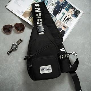 Túi đeo chéo 1 QUAI thể thao du lịch XIN