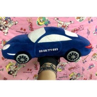 Thú bông xe hơi xanh dương 41 x 13cm