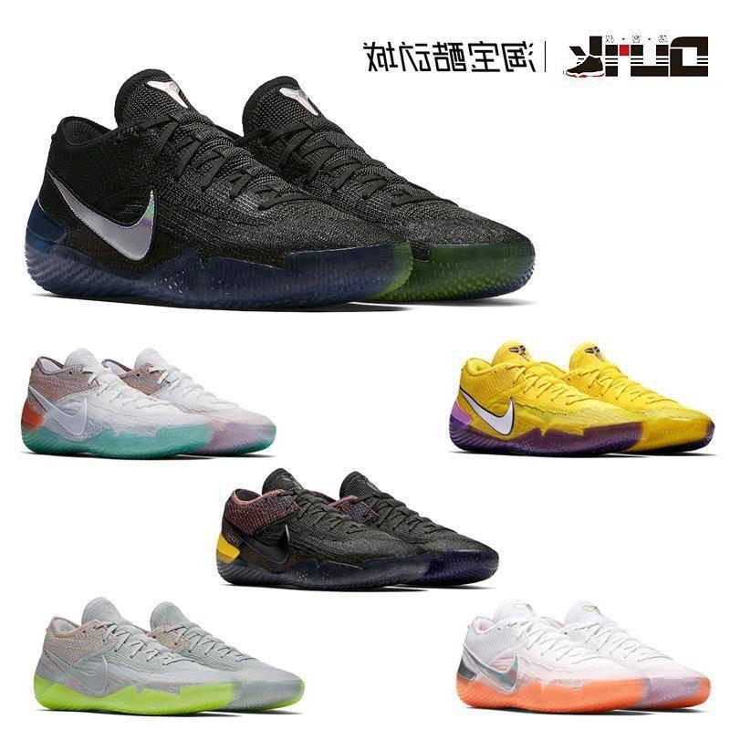 Hot KobeBryantAD Basketball Shoes Send socks 700KOBE AD NXT 360 React Kobe 12 woven DeRozan basketball shoes AQ1087-0