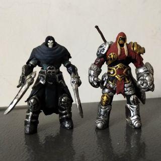 Mô hình Darksiders – Death + War handmade
