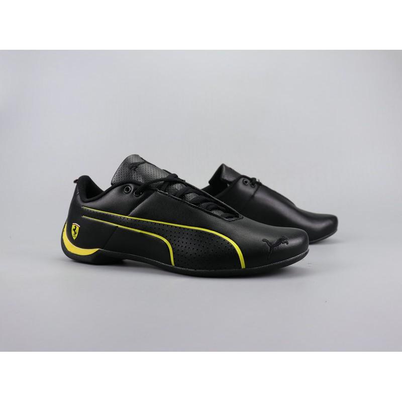 PUMA SF Future Cat ULtra 彪马Ferrali Low-top Casual Shoes Leather Material Rac136