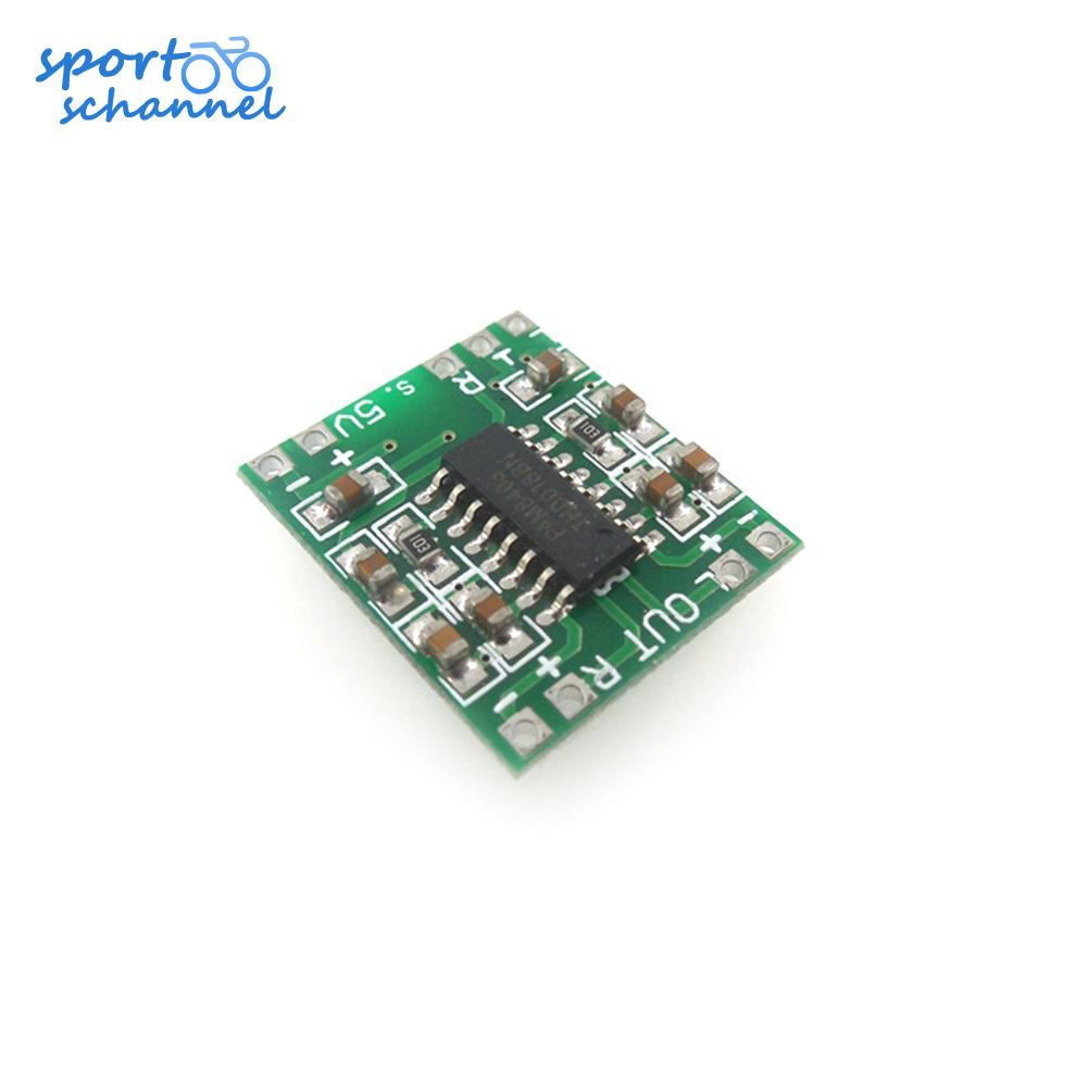 sports-ch ❤ PAM8403 3Wx2 Power Miniature Digital Power Amplifier Board Amplifier Module