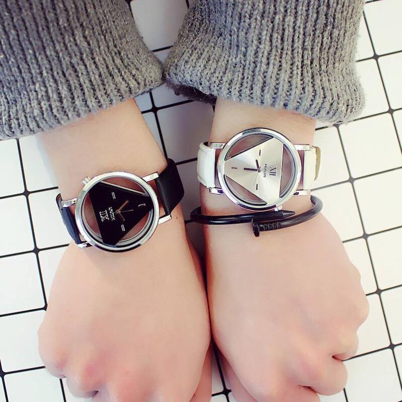 Đồng hồ tam giác thời trang nam nữ WILON teen.