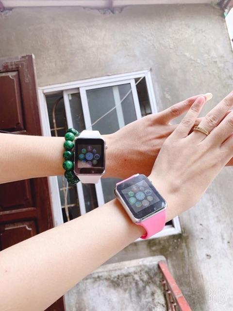 Đồng hồ điện thoại lắp sim nghe gọi thế hệ mới - đồng hồ thông minh