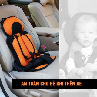 Ghế ngồi xe ôtô cho bé an toàn