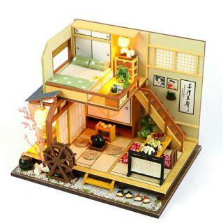 Mô hình nhà gỗ búp bê dollhouse DIY – M034 Kaizuizawa's Forest Holiday