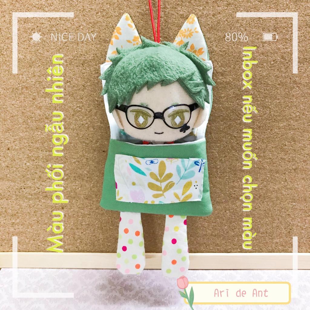 [Outfit doll]Túi ngủ tai mèo cho doll