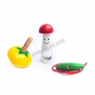 Đồ chơi Con quay hình nấm Winwin toys 62222