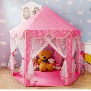 Lều màn công chúa lục giác