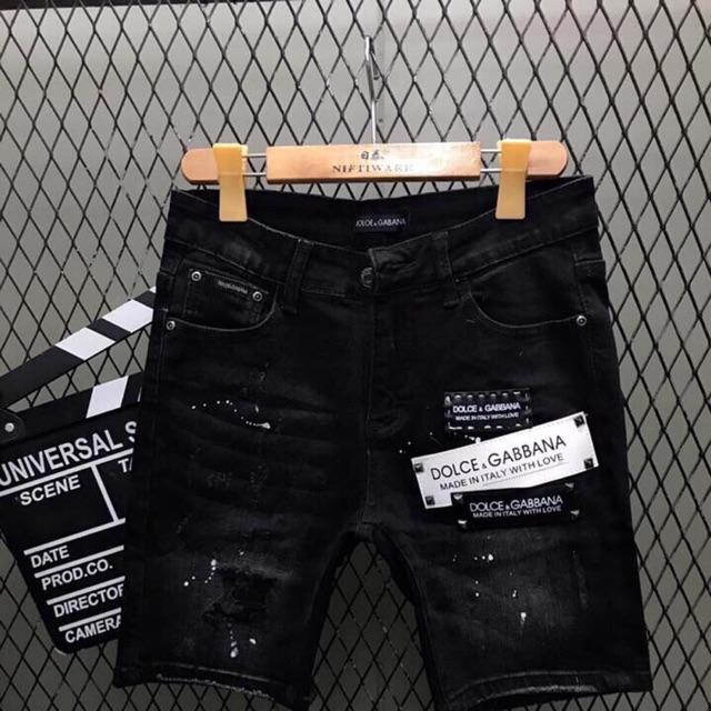 Quần short jean phong cách mới 68