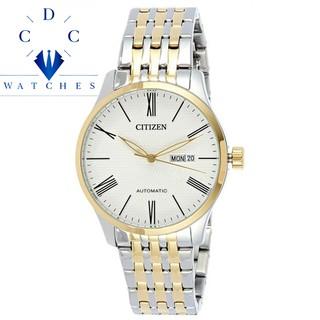 Đồng hồ Nam Citizen dây kim loại NH8354-58A thumbnail