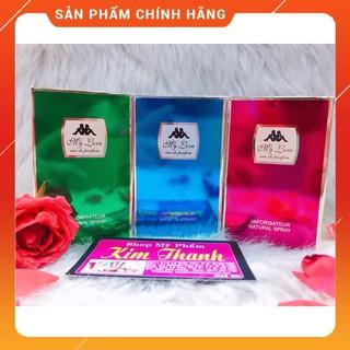 Nước hoa nữ my love 45ml hương liệu pháp lưu hương 24h thumbnail
