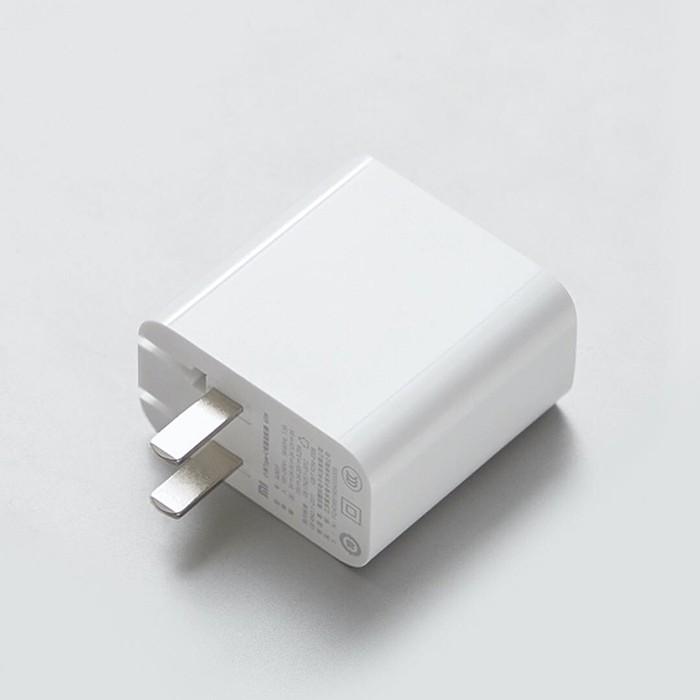 [2A1C] Củ sạc 65w 2A1C Xiaomi AD653 chuẩn PD 3 cổng - Cốc sạc nhanh Xiaomi AD653 3 cổng 65w