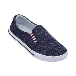 Giày vải bé trai Bita's GVBT.58 (Đen + Xanh + Xám)