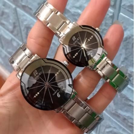 [Chất] [Siêu Bền] Đồng Hồ Nữ Halei Sliver Chính Hãng Thời Trang Cao Cấp-Bwatch68