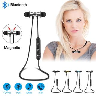 Tai Nghe Nhét Tai XT11 Kết Nối Bluetooth Không Dây Có Micro Âm Thanh Nổi Sống Động 3D