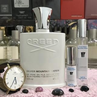 [Mẫu Thử] Nước Hoa Nam Creed Silver Mountain Water 2ml 5ml thumbnail