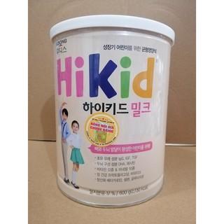 [TEM CHÍNH HÃNG] Sữa Hikid Vani - Hikid Socola - Hikid Tách Béo - Hikid Dê (600g-700g) thumbnail