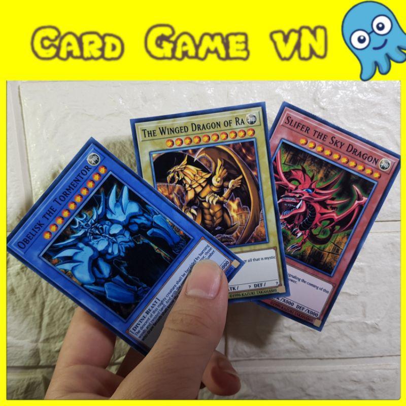 [BÀI IN] Bài YuGiOh – In bài YuGiOh theo yêu cầu – Nhận In Số Lượng Ít – Chất lượng Cao (HD) KHÔNG PHÍ – Card Game VN