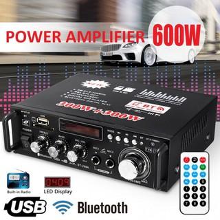 Amly karaoke, Âm ly giá rẻ, Amly Mini Bluetooth BT-298A cao cấp, chức năng đa dạng, ƯU ĐÃI CỰC KHỦNG thumbnail