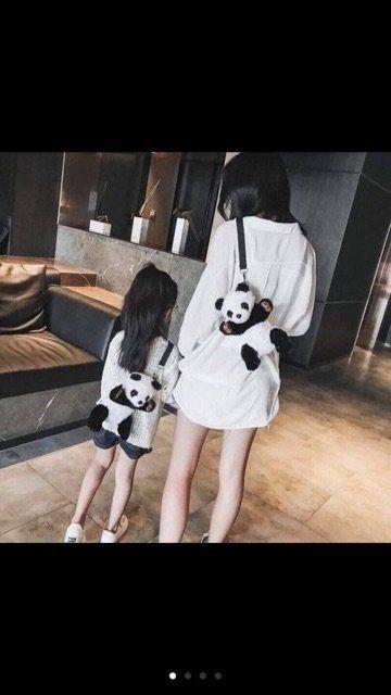 Túi đeo chéo gấu panda
