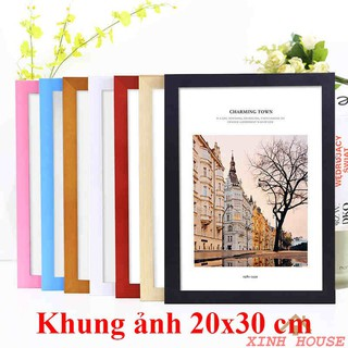 Yêu ThíchKhung Ảnh Treo Tường 20x30 cm - Hỗ Trợ In Hình