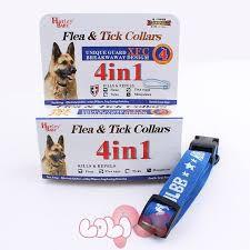 Vòng cổ trị ve rận cho chó Flea & Tick Collars 4in1